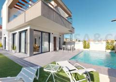 Villa - New build - Los Montesinos - La Herrada