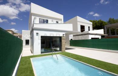 Villa - New build - Almoradí - Almoradí
