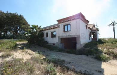 Country house - Resale - Guardamar del Segura - El Campo