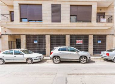 Commercial space - Long Term Rentals - Almoradí - Almoradí Centro