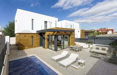 Semi-detached house - New build - Algorfa - Algorfa