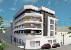 Apartment - New build - Guardamar del Segura - Guardamar Center
