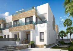 Semi-detached house - New build - Orihuela costa - Villamartin