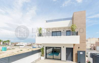 Semi-detached house - New build - Benijofar - Benijofar