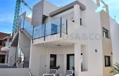 Bungalow - New build - Torrevieja - Punta Prima