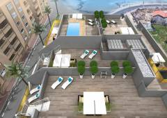 Apartment - New build - Torrevieja - Los Locos Beach