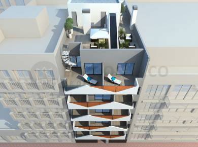 Apartment - New build - Torrevieja - Torrevieja Center