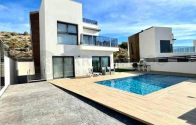 Villa - New build - Finestrat - Puig Campana GOLF