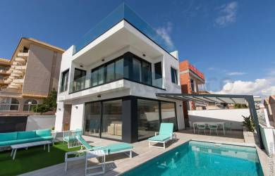 Villa - New build - Guardamar del Segura - Guardamar Beach