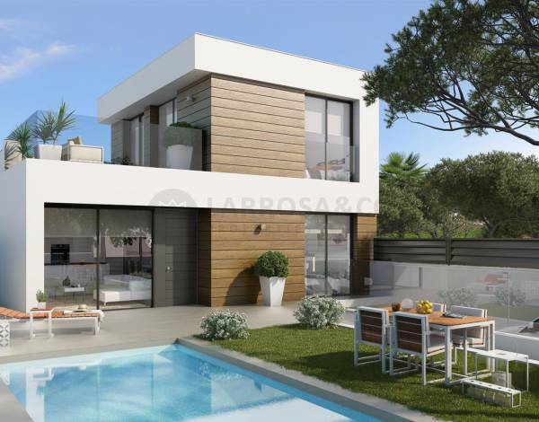 New build - Villa - El Campello - Campello
