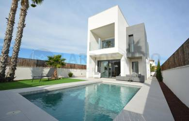 Villa - New build - La Marina - La Marina del Pinet