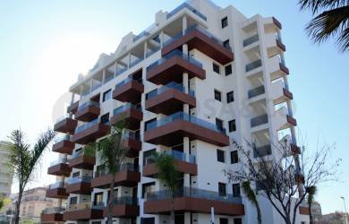 Penthouse  - New build - Guardamar del Segura - SUP 7