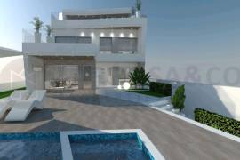 New build - Villa - Dehesa de Campoamor - Campoamor