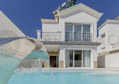 Villa - New build - Torrevieja - La Mata (2nd beach line)