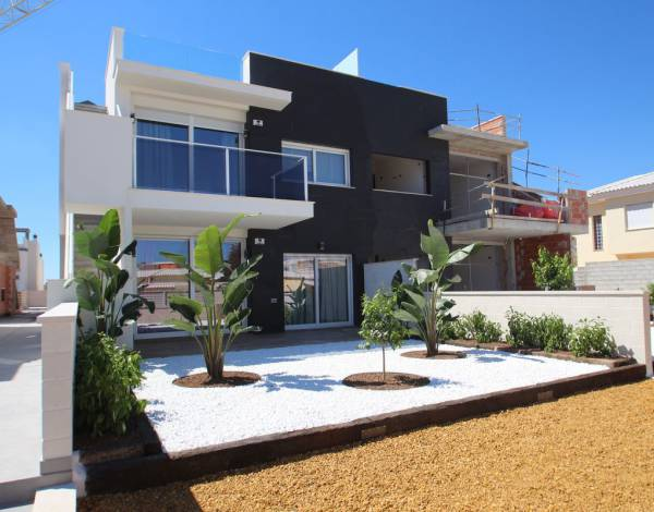 New build - Bungalow - Torrevieja - Urb. Residencial Da Vinci
