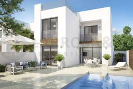 New build - Semi-detached house - Benijofar - Benimar