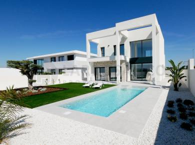 Villa - New build - La Marina - San Fulgencio