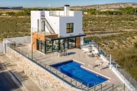 New build - Villa - Algorfa