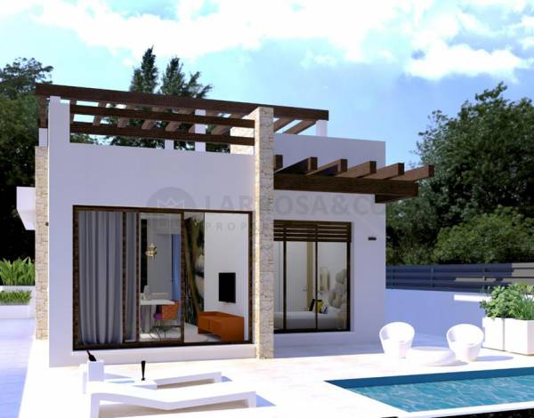 New build - Villa - Vera - Beach